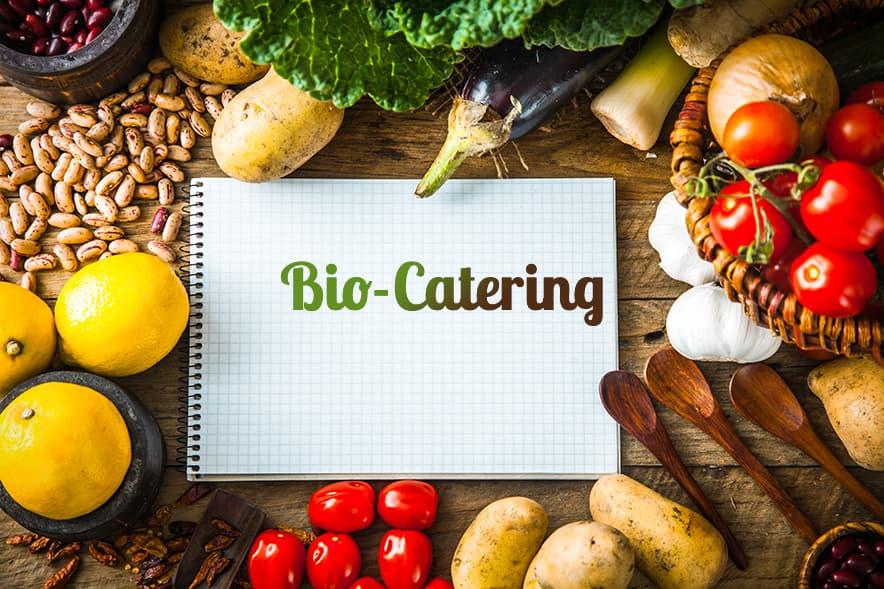 Warum Bio-Catering den Aufwand wert ist